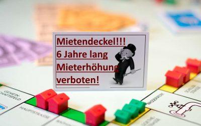Gesetzesentwurf steht – Mietenstopp für 162 Städte und Gemeinden in Bayern