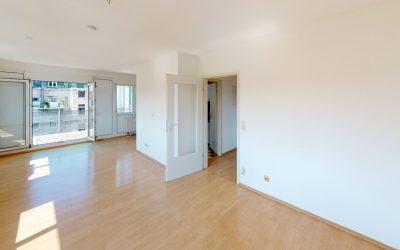 Verkauft! Dachterrassenwohnung in Fürth